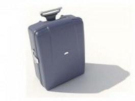 Trolley suitcase 3d model