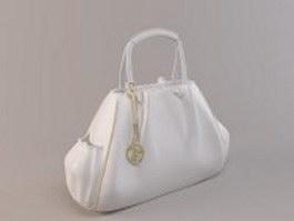 Armani handbag 3d model