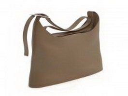 Women casual handbag 3d model