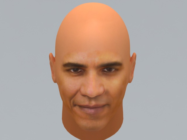3d facial photos