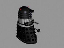 Mk4 Dalek 3d model
