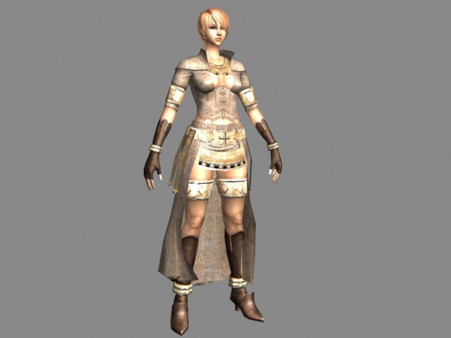 3D Characters Human Figures People Models Free Download