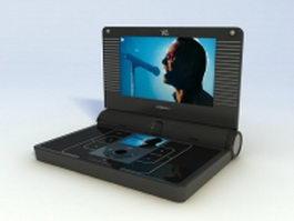 Sonic Impact VIDEO-55 3d model