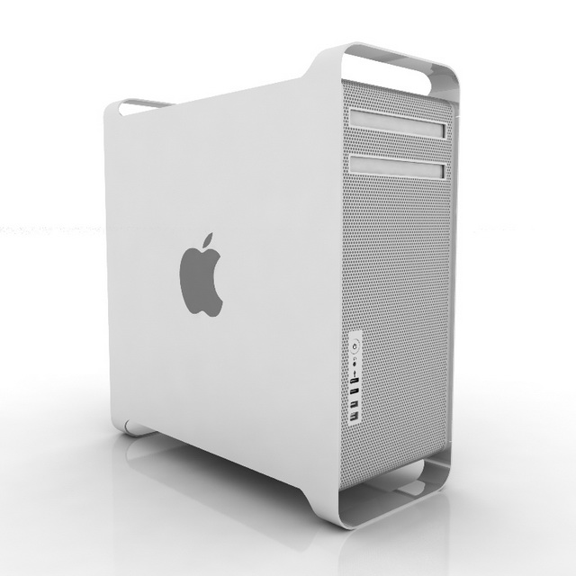 Mac Pro 3d Model 3ds Max Files Free Download Modeling