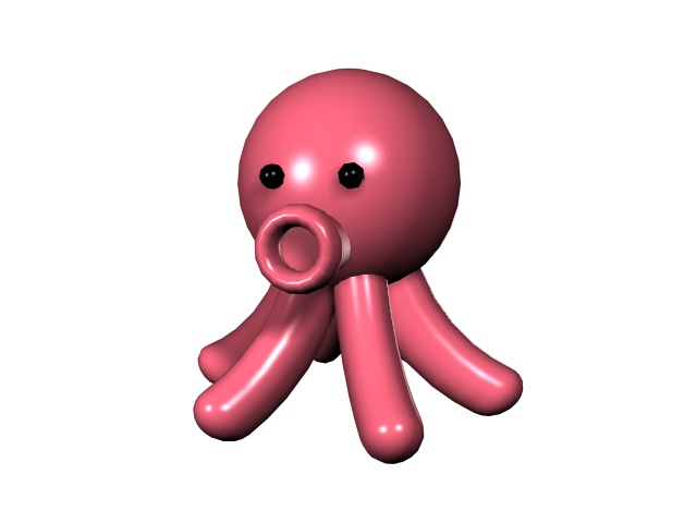 Animated baby octopus images for Baby octopus cartoon