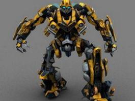 Autobot Bumblebee 3d model