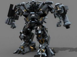 Autobot Ironhide 3d model