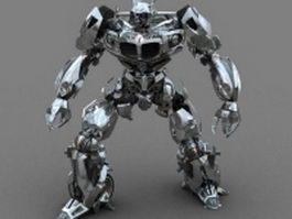 Autobot Jazz 3d model