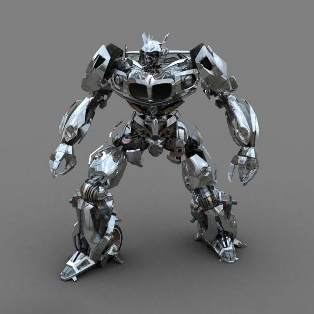 Autobot Jazz 3d Model 3ds Max Files Free Download