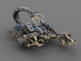 Decepticon Scorponok 3d model