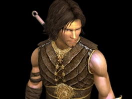 Prince of Persia 3d model