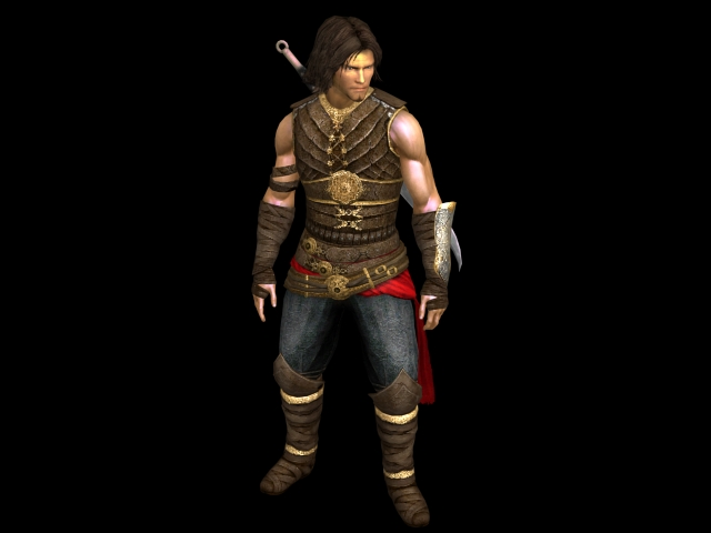 Prince Of Persia 3d Model 3ds Max Files Free Download