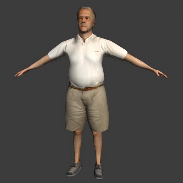 Fat Man Model 73