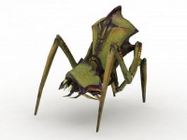 Half life antlion guard 3d model