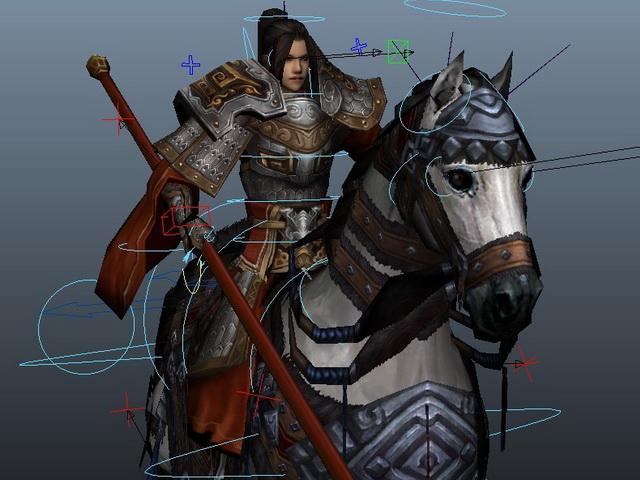 Maya 3d character free download