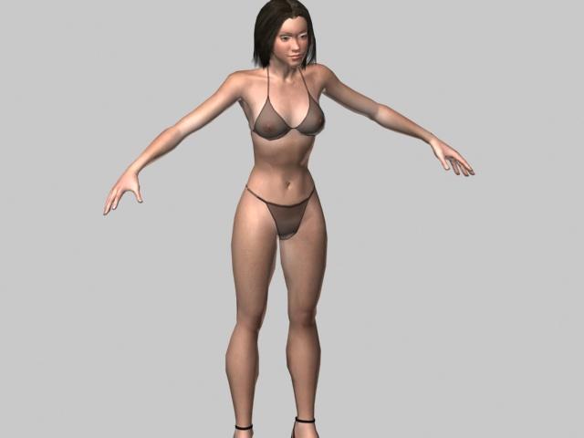 model alicia pics bikini