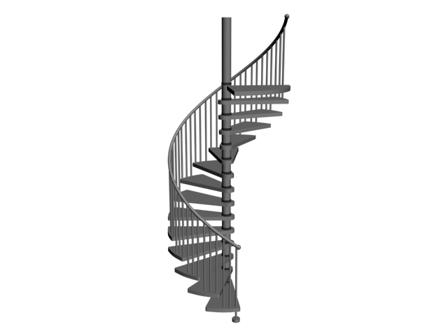 indoor spiral staircase 3d model 3ds max files free
