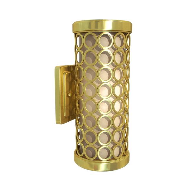 Wall Lamps 3d Model : Brass pillar wall lamp 3d model 3ds max files free download - modeling 23927 on CadNav