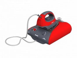 Bosch iron 3d model