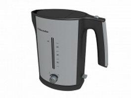 Electrolux water kettle 3d model