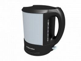 Electrolux kettle 3d model