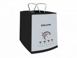 Electrolux Toaster 3d model