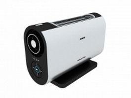 Siemens toaster 3d model