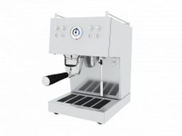 Ascaso Espresso Machine 3d model