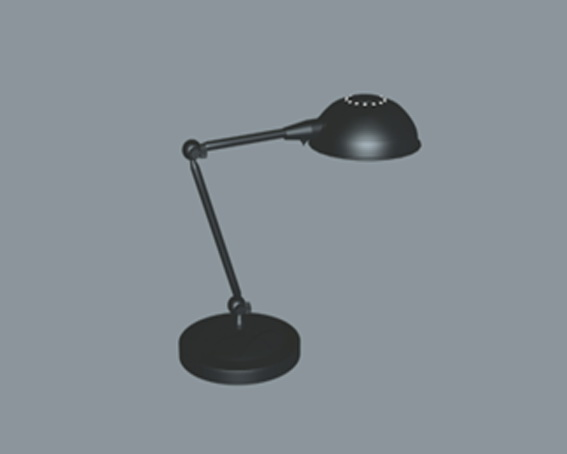 Highly Detailed 3D Model Of Office Max Desk Lamp. Available 3D Object  Format: .max (3ds Max) Free Download This 3d Object And Put It Into Your  Scene, ...
