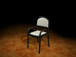 Bar stool chairs 3d model