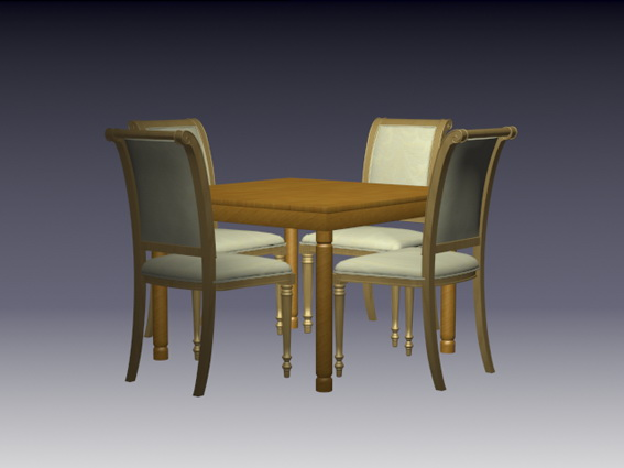 dining sets rectangle table and 4 chairs for apartment dining room