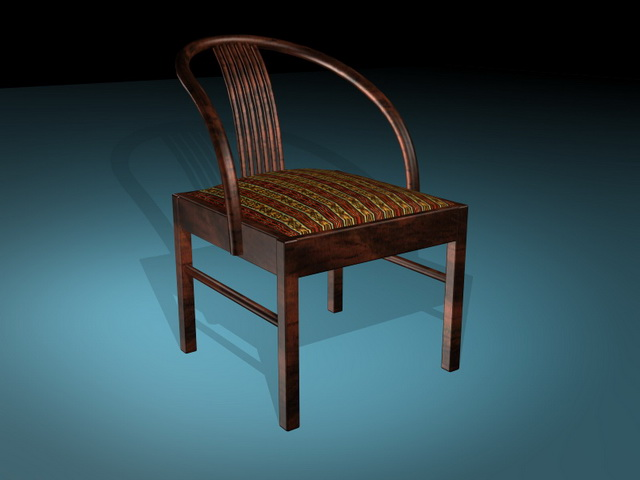 Pleasant Old World Style Dining Chair 3D Model Cadnav Gmtry Best Dining Table And Chair Ideas Images Gmtryco