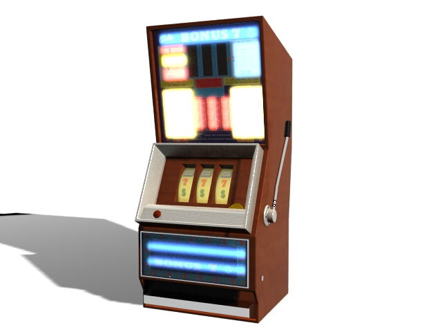 Slot machine nelle vicinanze