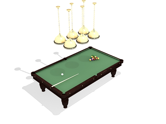 Pool table with lights 3d model 3ds max files free download pool table with lights 3d model design available 3d object format x 3ds max v ray render texture format jpg free download this 3d model and put it keyboard keysfo Images