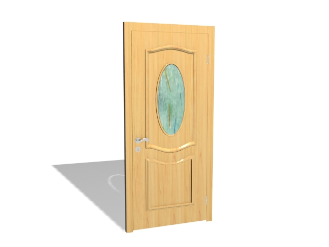 Bathroom door design 3d model 3ds max files free download for Bathroom design 3d model
