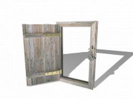 Padlock 3d model free download for Door 3d warehouse
