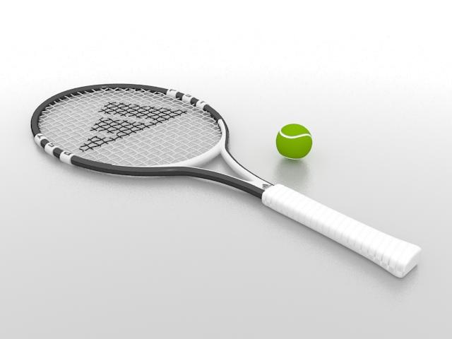 Sport ware & equipment 3d models | tennis court 3d model for.