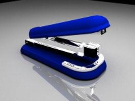Modern office stapler 3d model