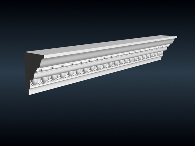 Art deco crown molding 3d model. Art deco crown molding 3d model 3ds max files free download