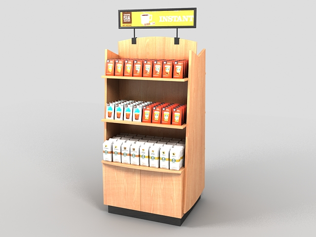 display stand 3d model free download