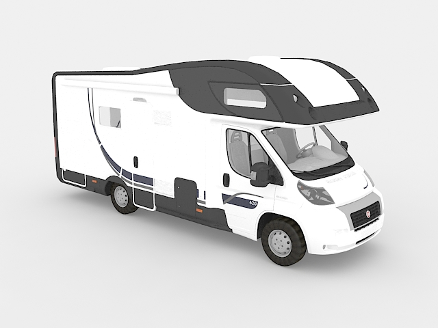 Fiat Ducato Campervan 3d Model 3ds Max Files Free Download Interiors Inside Ideas Interiors design about Everything [magnanprojects.com]