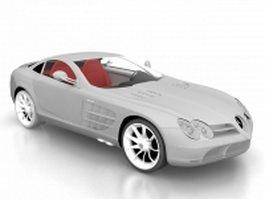 Mercedes-Benz SLR McLaren 3d model