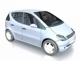 Mercedes-Benz A160 5-door hatchback 3d model