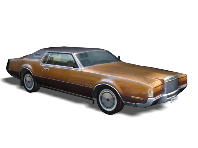 Classic Muscle Car Model Max Files Free Download Modeling