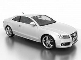 Audi S5 V6 Turbo 3d model
