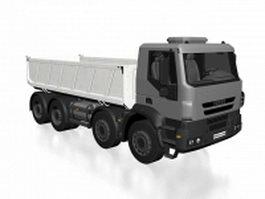 Iveco EuroStar heavy-duty truck 3d model