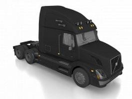 Volvo VN truck 3d model