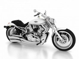 Harley-Davidson Dyna Low Rider 3d model