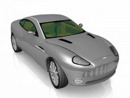 Aston Martin DBS V12 3d model