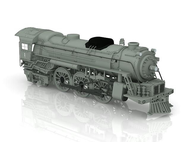 Jgr class 7100 steam locomotive free paper model download.